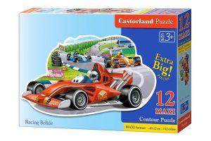 Puzzle Castorland 12 dílků MAXI - Formule  120208