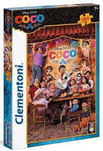 Puzzle Clementoni 250 dílků  - Coco  29748