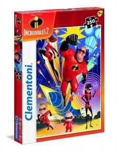 Puzzle Clementoni 250 dílků  - Úžasňákovi  29056