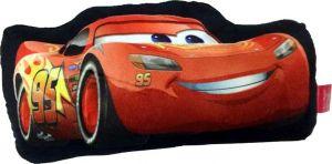 Tvarovaný polštářek - CARS 3 - McQueen  32 x 16