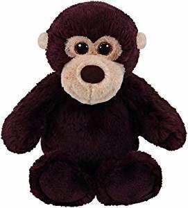 TY Attic Treasures - podkrovní poklady - opice Mookie  67009 - 24 cm plyšák
