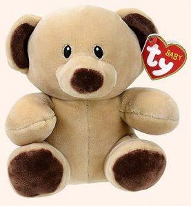 TY Beanie Baby - medvídek Bundles   82002 - 24  cm plyšák