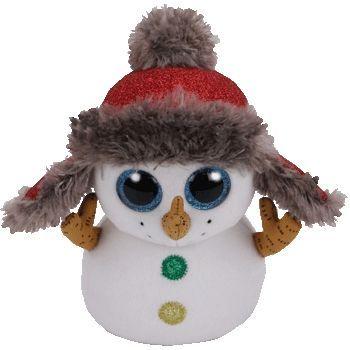 TY Beanie Boos - Buttons - sněhulák 36410 - 24 cm plyšák TY Inc. ( Meteor )