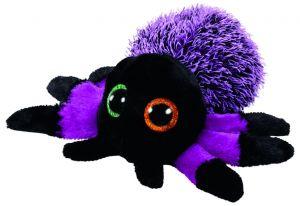 TY Beanie Boos - CREEPER - fialový pavouk    37248 - 15 cm plyšák