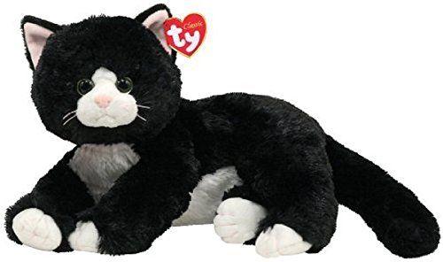 Velmi černá kočička