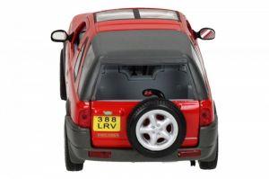 Auto Welly 1:24 Land Rover Freelander červený