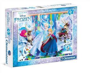 Dětské puzzle Clementoni  60 dílků  - Frozen - Ledové království   08433
