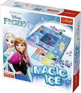 hra Trefl - Frozen - Magic Ice   01608