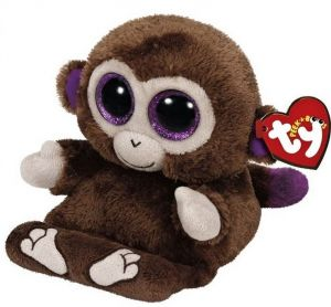 Meteor TY - Peek a Boos - držák na mobil - opička Chimps 00002 TY Inc. ( Meteor )