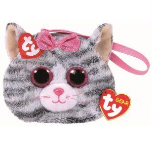 Meteor TY - plyšová kabelka do ruky   -  kočička Kiki  95207