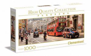 Puzzle Clementoni 1000 dílků  panorama - Londýn  39436