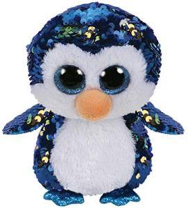 TY Beanie Boos Flippables - Payton - tučňák  36434 - 24 cm plyšák