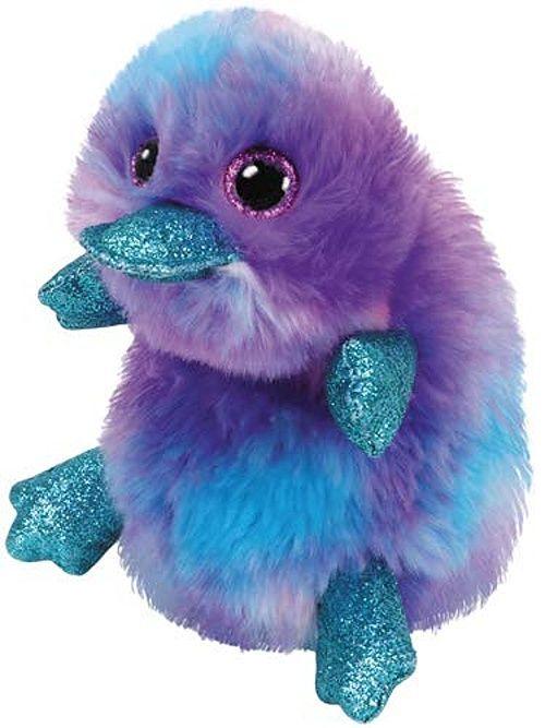 TY Beanie Boos - Zappy - fialový ptakopysk 36275 - 15 cm plyšák TY Inc. ( Meteor )