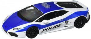auto Maisto  1:24 Design - Lamborghini Huracán LP 610-4 - Police