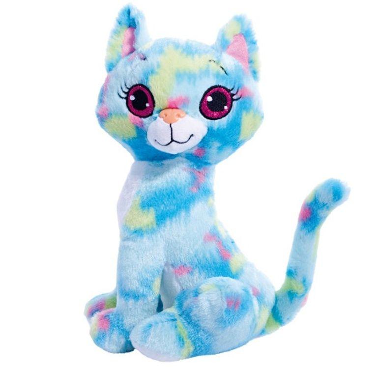 BEPPE - kočička Tootsie 30 cm modrá - 13117