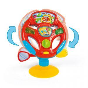 Clementoni Baby - Interaktivní volant 17241