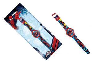Dětské hodinky - analogové  ( blistr )   - Spiderman