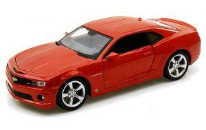 Maisto 1:24  2010 Chevrolet Camaro SS RS  31207 - oranžová  barva