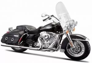 Maisto Harley Davidson 2001 FLHRCI Road King Classic 1:18 black