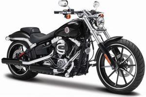 Maisto Harley Davidson Breakout   2016 1:18  black