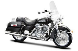 Maisto Harley Davidson FLHR Road King 1999 1:18 black