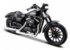 Maisto Harley Davidson Sportster Iron 883 2014 1:18 black