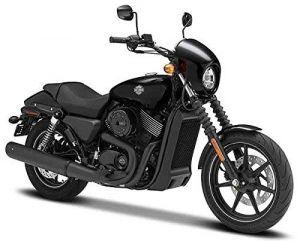 Maisto Harley Davidson Street 750 2015 1:18 black