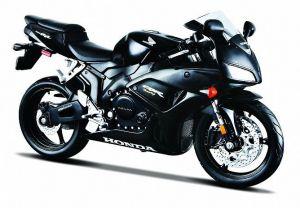 Maisto motorka 1:12 Honda CBR 1000RR - černá