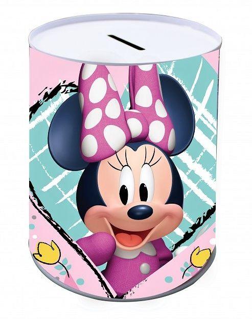 Pokladnička plechovka 10 x 15 cm - Minnie Mouse Diakakis