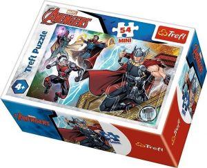 Puzzle mini 54 d - Trefl - Avengers  19616