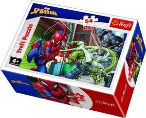 Puzzle mini 54 d - Trefl - Spiderman  19608