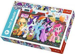 Puzzle Trefl 160 dílků - My little Pony - na nákupu  15365