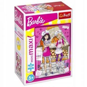 TREFL 20 dílků mini-MAXI - Barbie 21062