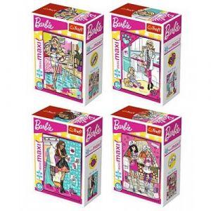 TREFL 20 dílků mini-MAXI - Barbie