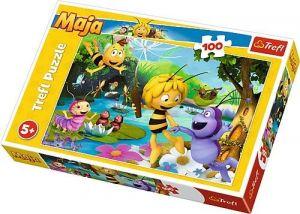Trefl Puzzle 100 dílků - Včelka Mája  a kamarádi   16361