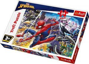 Trefl Puzzle Maxi 24 dílků - Spiderman  14289