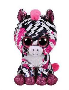 TY Beanie Boos Flippables - Zoey - zebra   36672-  15 cm plyšák