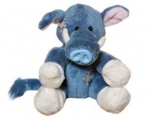 CARTE BLANCHE  - My blue nose - Divoké prase 10 cm plyšové