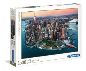 Clementoni Puzzle 1500 dílků - New York  31810