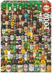 EDUCA Puzzle 1000 dílků   Piva 12736