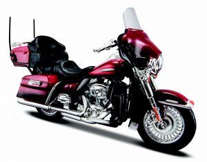 Maisto  Harley Davidson  FLHTK Electra Glide Ultra  Limited  2013 1:18 red