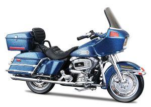Maisto  Harley Davidson  FLT Tour Glide 1980 1:18 blue