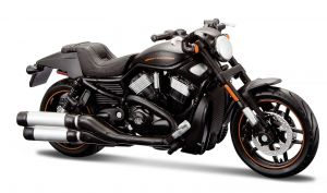 Maisto  Harley Davidson  VRSCDX Night Rod Special  2012 1:18 black