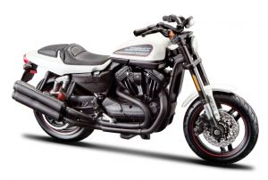 Maisto Harley Davidson XR 1200X 2011 1:18 black/white
