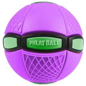 Phlat Ball junior -  serie 5 - fialová barva