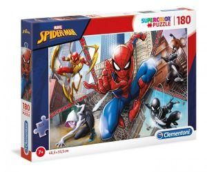 Puzzle Clementoni 180 dílků  -  Spiderman  29302