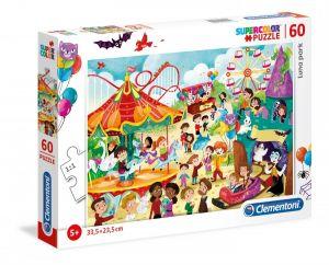 Puzzle Clementoni  60 dílků  Lunapark    26991