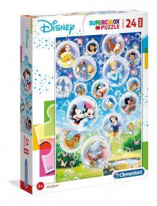 Puzzle Clementoni MAXI - 24 dílků - Disney Classic 28508