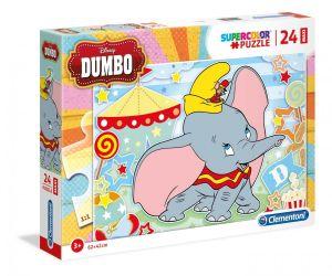 Puzzle Clementoni  MAXI  - 24 dílků  - Dumbo  28501