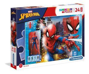 Puzzle Clementoni  MAXI  - 24 dílků  - Spiderman   28507